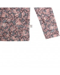 WHEAT langærmet T-shirt Nancy Soft eggplant-00