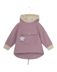 MINI A TURE Sommer anorak Baby Vito rosa-00