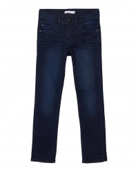 NAME IT Jeans Mørkeblå-00