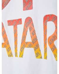 NAME IT T-shirt Atari Hvid-00