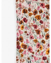 NAME IT Leggings Blomster Withered Rose-00