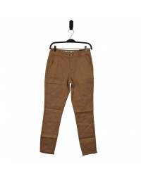 HOUND Lækre klassiske chino pants sandfarvet-00