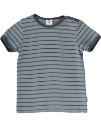MÛSLI T-shirt k/æ Stripe Nile-00