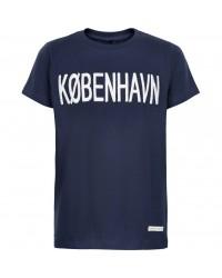 THE NEW T-shirt København navy-00