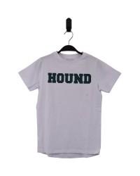 HOUND Lækker T-shirt med skriften HOUND hvid-00