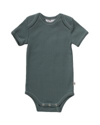 MÜSLI KORTÆRMET COZY ME BODY BASIS DREAM GREEN-00