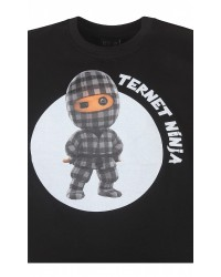 KIDS UP Ternet Ninja T-shirt-00