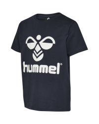 HUMMELTshirtTresBlackIris-00