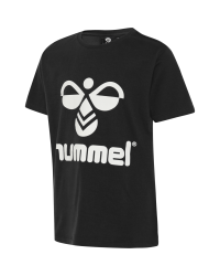 HUMMELTshirtTresBlack-00