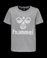 HUMMELTshirtTresGreymelange-00