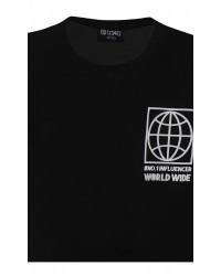 D-XEL Kortærmet T-shirt Sort-00