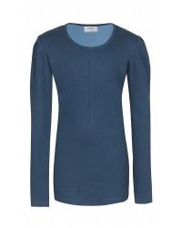 D-XEL Langærmet T-shirt Blå-00