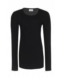 D-XEL Langærmet T-shirt Sort-00