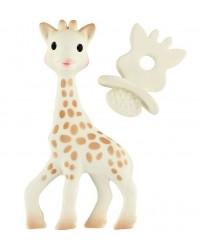 SOPHIA LA GIRAFE Sophia giraf og bidering-00
