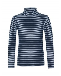MADS NØRGAARD 2X2 Duo Stripe Tuxi Navy/White-00