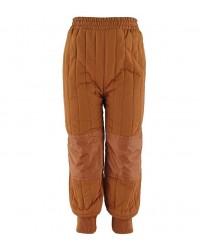 EN FANT Termosæt Leather Brown-00