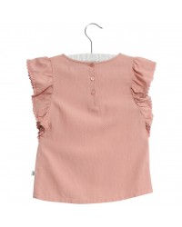 WHEAT Bluse Alfi Misty Rose-00