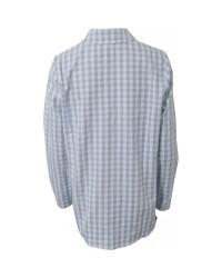 HOUND Skjorte Tunika Lyseblå-00