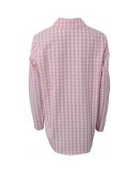 HOUND Skjorte Tunika Lyserød-00