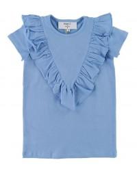 KNAST BY KRUTTER t-shirt blå-00