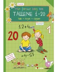 FORLAGET BOLDEN Rævesnu: Min første bog om tallene 1-20-00