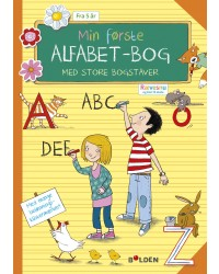 FORLAGET BOLDEN Rævesnu: Min første alfabet-bog med store bogstaver-00