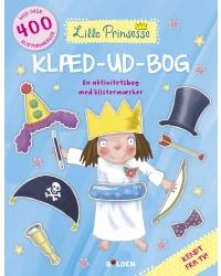 FORLAGET BOLDEN Lille Prinsesse klæd-ud-bog-00