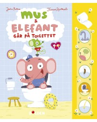 FORLAGET BOLDEN Mus og Elefant går på toilettet-00