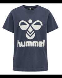 HUMMELTshirtTresOmbreBlue-00