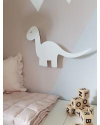 MASELIVING Lampe Dino Hvid-00