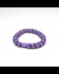 BOW´S BY STÆR Hairties Multi purple/beige-00