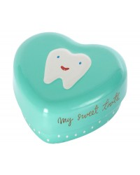 MAILEG My tooth box Turkis-00