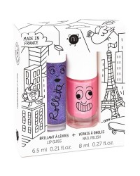 NAILMATIC Gloss and Neglelak Lovely City-00