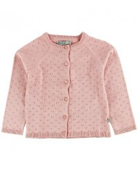 WHEAT Knit cardigan Maja misty rose-00
