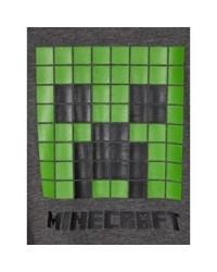NAME IT T-shirt Minecraft Mørkegrå-00