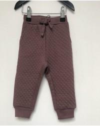 PETIT BY SOFIE SCHNOOR SWEAT PANTS OLD PURPLE-00