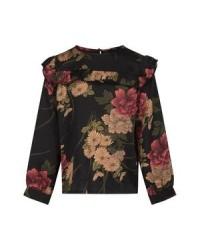 PETIT BY SOFIE SCHNOOR Shirt Aop Flow blk-00