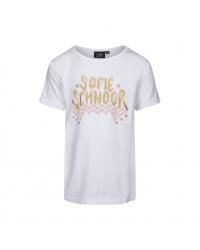 PETTIT BY SOFIE SCHNOOR T-shirt Felina Hvid-00