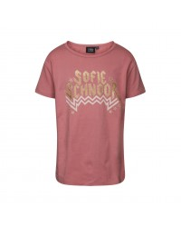 PETTIT BY SOFIE SCHNOOR T-shirt Felina Dusty Rose-00
