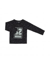 PETIT BY SOFIE SCHNOOR T-Shirt Sebastian Black mix-00