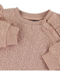 PETIT BY SOFIE SCHNOOR Sweat Trille Light Rose-00