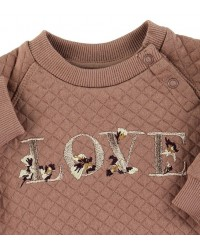 PETIT BY SOFIE SCHNOOR Sweat Emily Rosy Brown-00