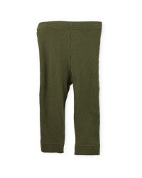 PETIT PIAO Modal Legging Olive green-00