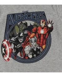 WHEAT T-shirt Marvel Melange grey-00