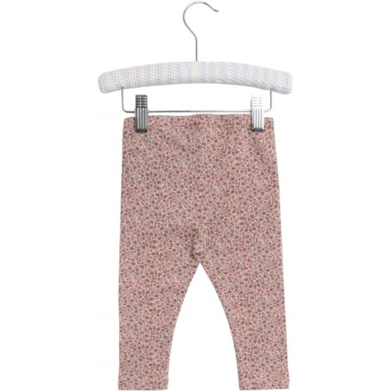 WHEAT jersey leggings misty rose-31