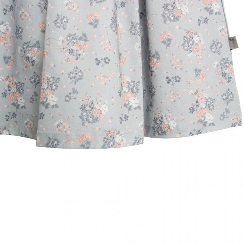 WHEAT Pinafore Wrinkles kjole Pearl blue flowers-04