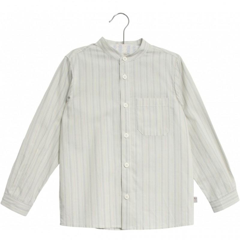 WHEAT Skjorte Dove-31
