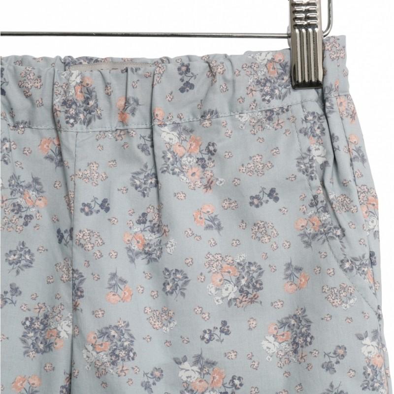WHEAT Bukser Malou Pearl blue flowers-01
