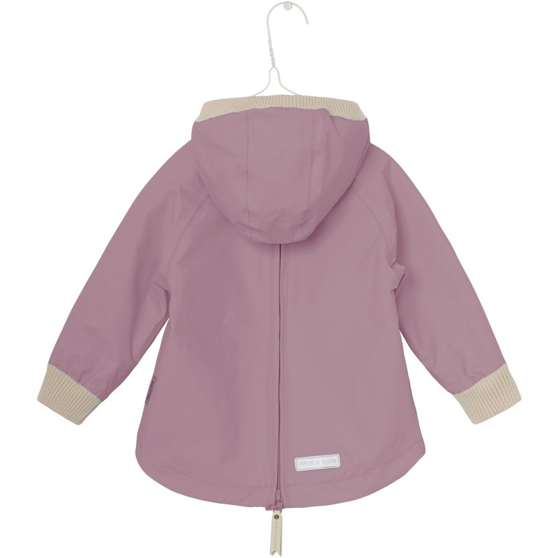 MINI A TURE Sommer anorak Baby Vito rosa-03