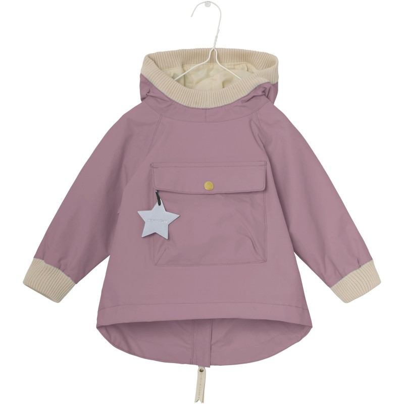 MINI A TURE Sommer anorak Baby Vito rosa-33